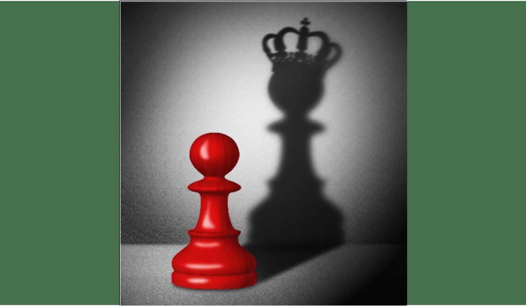 I am, indeed, a king